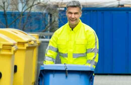 Eliminación de basuras - Fuera Del Estado
