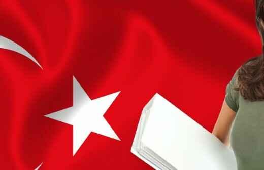 Traducciones del turco