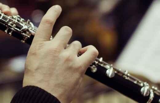 Clases de oboe (para niños y adolescentes) - Digitación