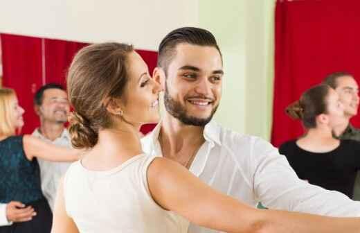 Clases de tango - Romper