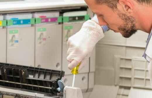 Reparación de impresoras - Reparar
