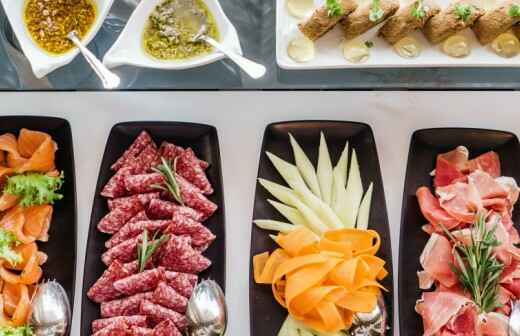 Catering de comidas de empresa