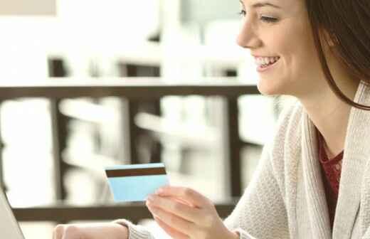 Comercio electrónico - Tarjeta Postal