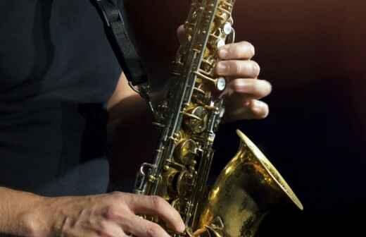 Clases de saxofón - Jugador