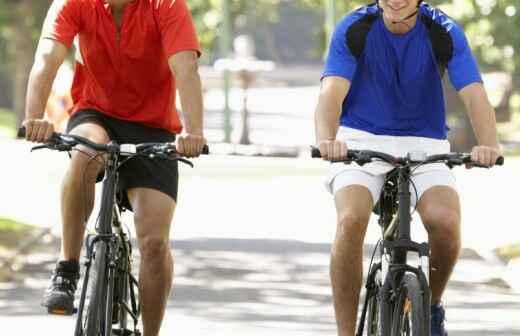 Entrenamiento de ciclismo - Bicicleta De Deporte