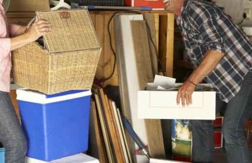 Limpieza de garajes - Vivienda