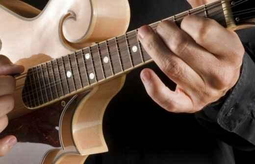 Clases de mandolina - Ukulele