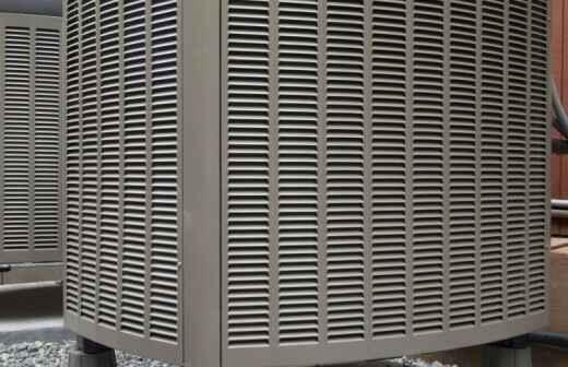 Instalación o reemplazo de bombas de calor