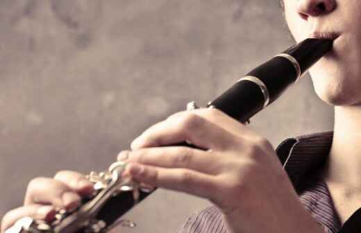 Clarinet Lessons (for children or teenagers)