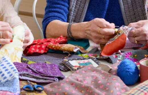 Quilting Lessons