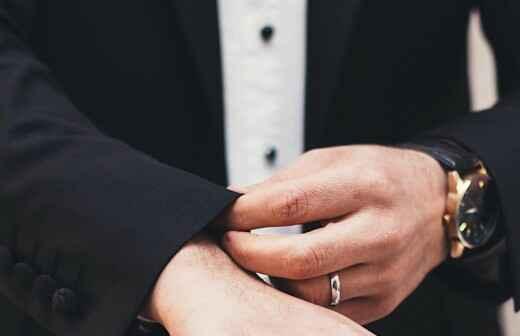 Smoking Rental - Suit