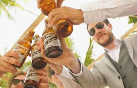 Bachelor Parties - Floral Arrangements