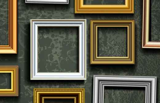 Picture Framing - Enhance