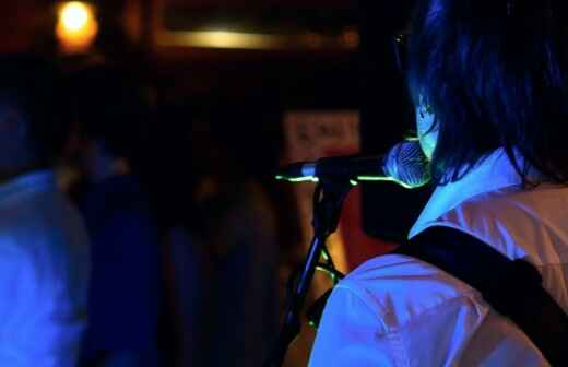 Rock Wedding Band - Dublin