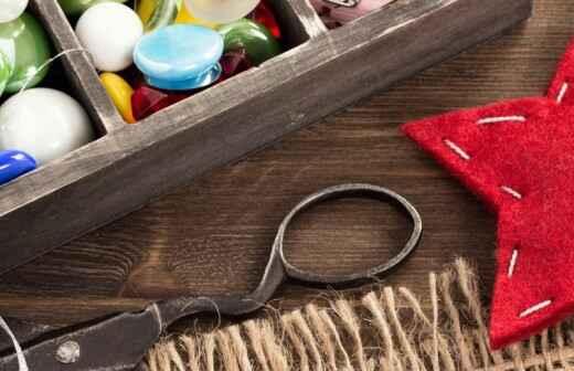Custom Arts and Crafts - Settings