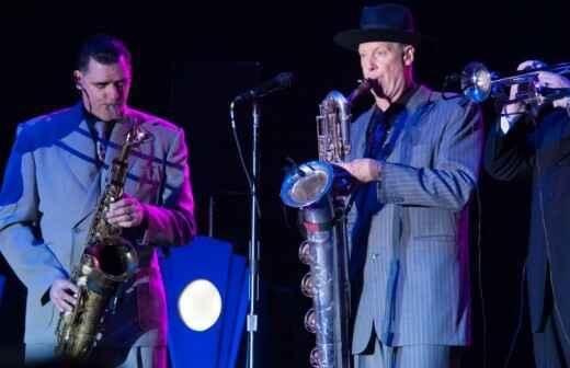 Big Band and Swing Band Entertainment - Dublin