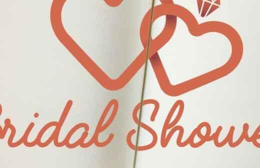 Bridal Shower Party Planning - Floral Arrangements