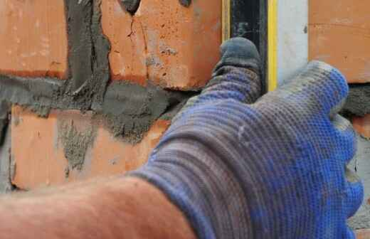 Masonry Repair and Maintenance - Contracting
