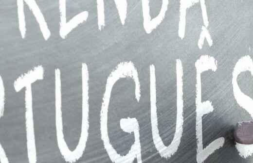 Portuguese Lessons