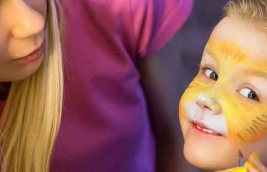 Face Painting - Perm