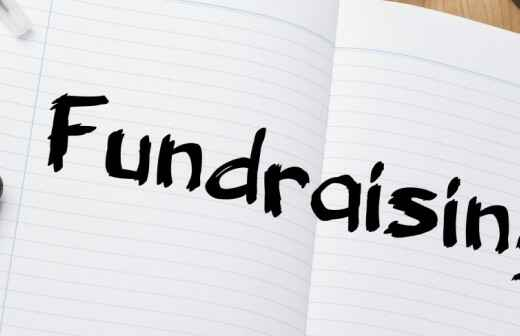 Fundraising Event Planning - Manager