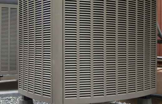 Heat Pump Installation or Replacement