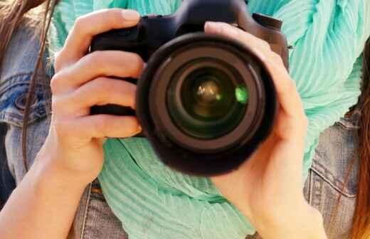 Fotógrafos - Fotógrafa