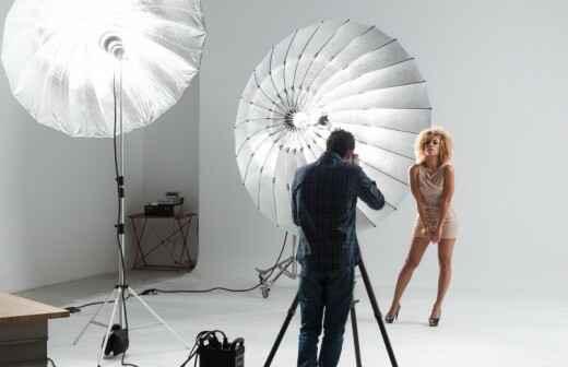 Estudio fotográfico - Glamour