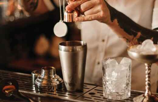 Servicios de barman - Esperar