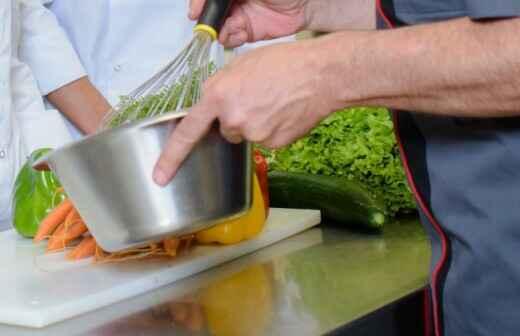 Lecciones de cocina - Chefs