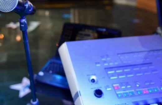 Entretenimiento con banda de música - Mariachis