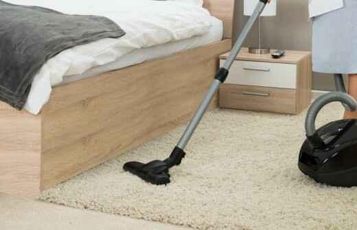Limpieza de alfombras - Cocinar