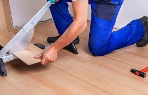 Flooring - Parkettleger