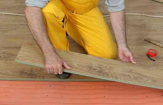 Floating Flooring Installation - Parkettleger