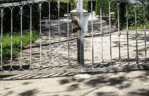 Gates Installation or Repair - Locksmiths