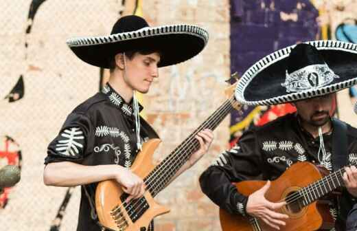 Latin Wedding Band - Mariachis