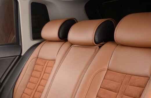 Car Upholsterer - Pin-Up