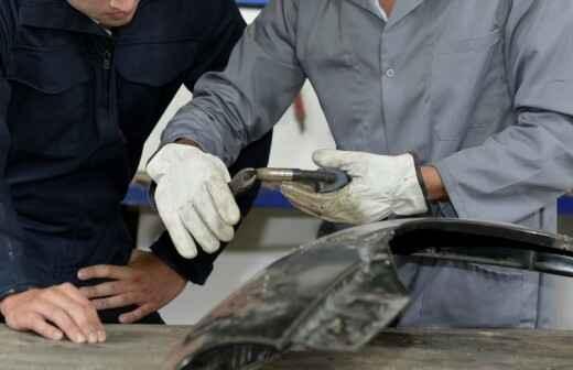 Welding Instruction - Welding