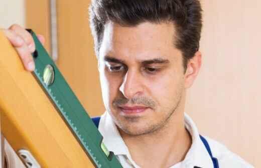 Railing Repair - Locksmithing