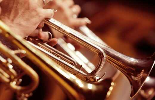 Brass Band Entertainment - Motown