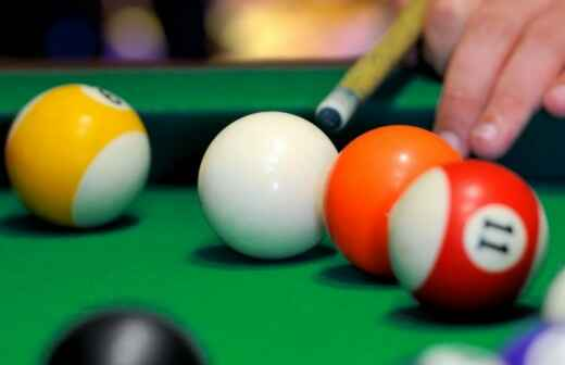 Pool Table Moving - Pack