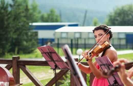 Classical Wedding Band - Harpist