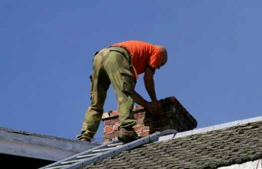 Chimney Inspection - Cleanups