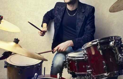 Drum Lessons (for adults) - Marching