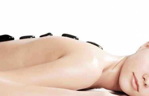 Hot Stone Massage - Whirlpool