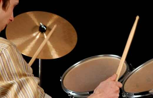 Drum Lessons (for children or teenagers) - Marching
