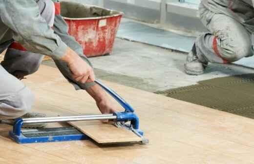 Tile Installation - Mortar