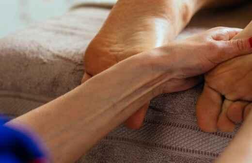 Reflexology Massage - Whirlpool