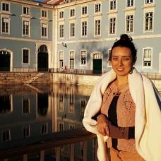 Carla Estefania - Instrutores de Meditação - Setúbal