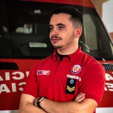 Leandro Pinto - Curso de Primeiros Socorros - Viseu